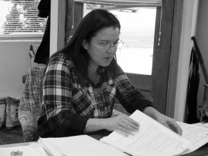 Carmen González, directora del Centro de Orientación paralegal y social para inmigrantes (COPSI).