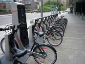 Bicicletas públicas en Montreal. En varios países de América Latina se ha adoptado un modelo similar. | FOTO: PDINNEN