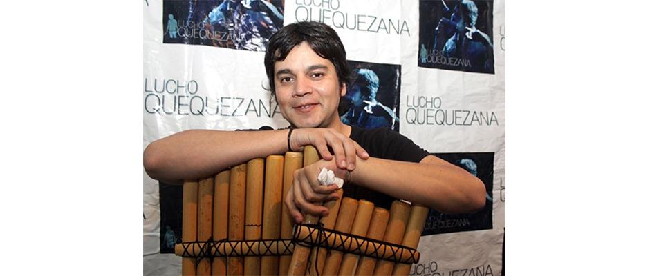 Lucho Quequezana, una estrella que brillará en -Les Week-ends du Monde-