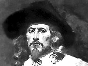Paul Chomedey de Maisonneuve, hoy reconocido como el fundador de Montreal.