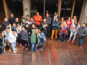 Eduardo Díaz Granados, asesor voluntario en proyectos de desarrollo social. | FOTO: CUSO INTERNATIONAL