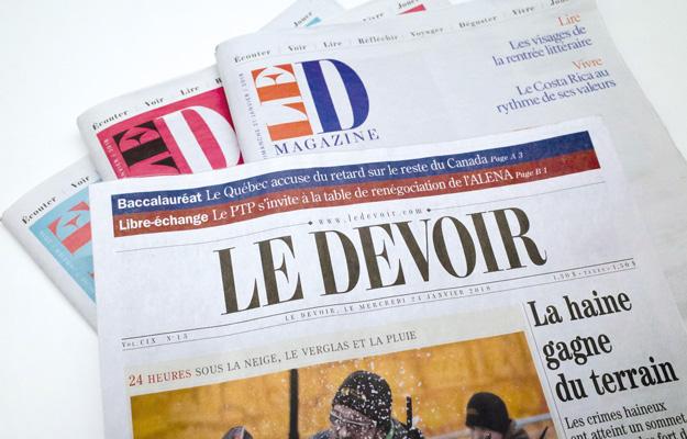 Creatividad y optimismo: Las claves de Le Devoir